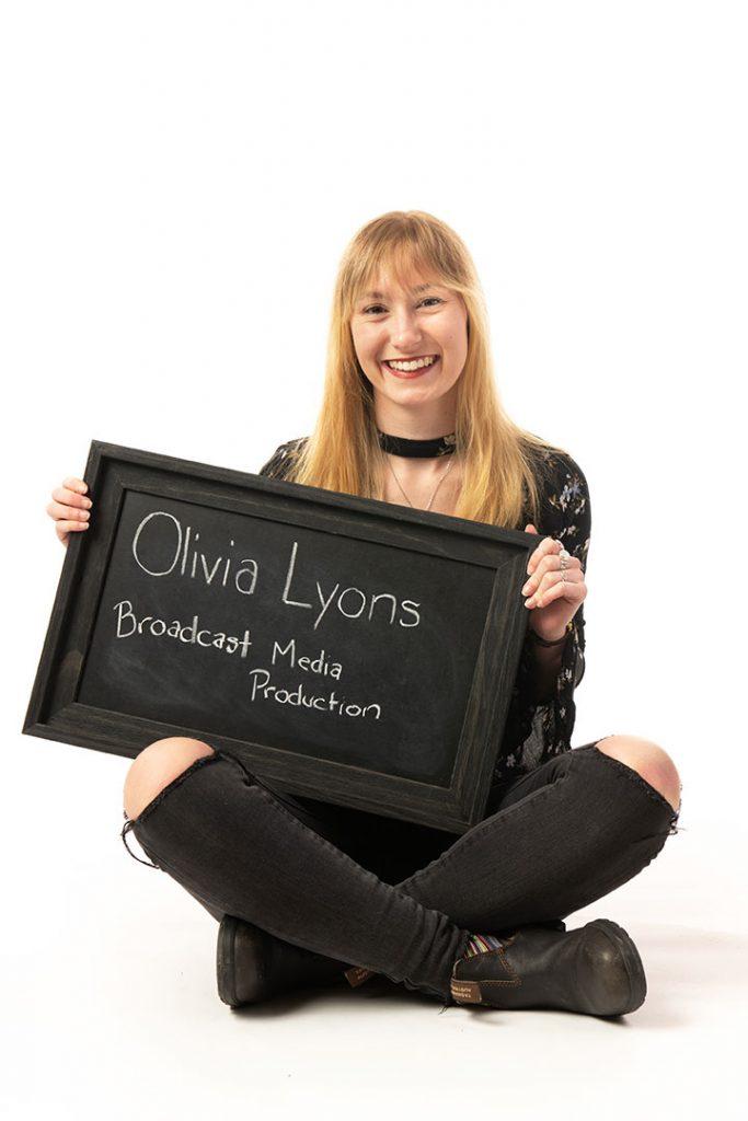 Champlain College alumni, Olivia Lyons