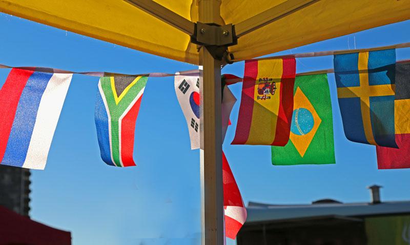 Nations United: International Celebration!