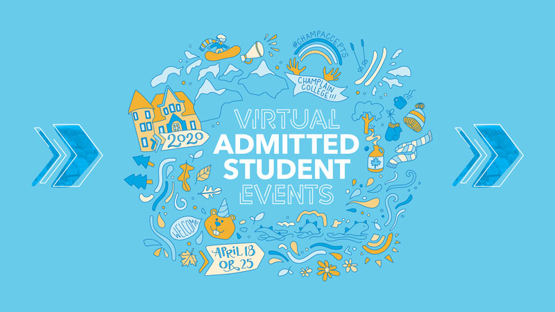 April 18 Virtual Admitted Student Event #1