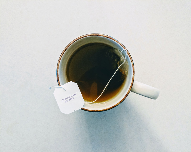 Mindful Tea & Chat