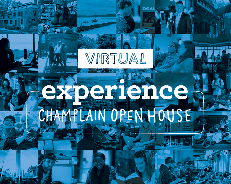 Experience Champlain Open House