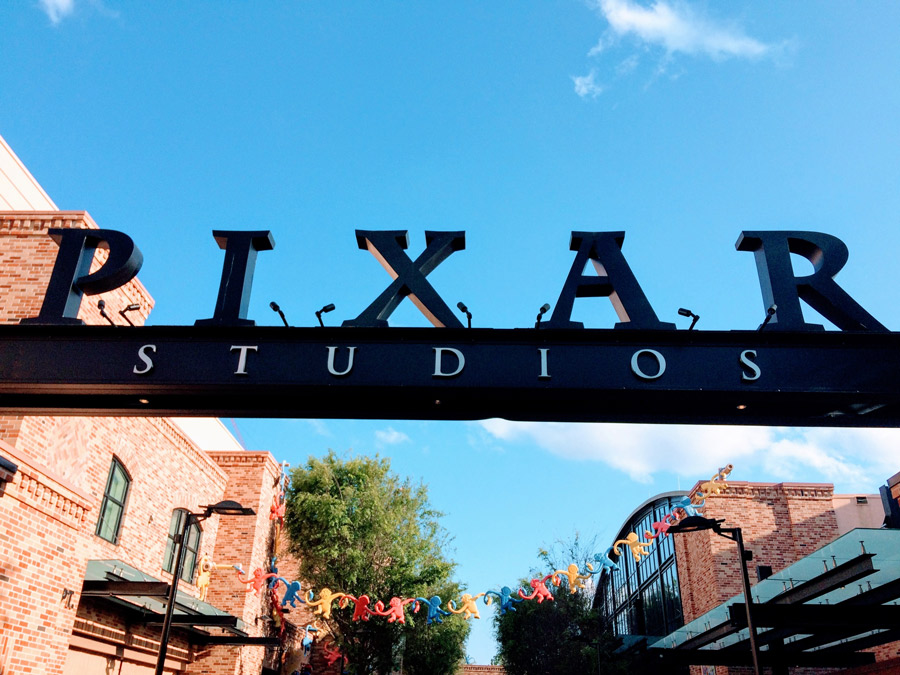 Pixar Movie & Baked Goods