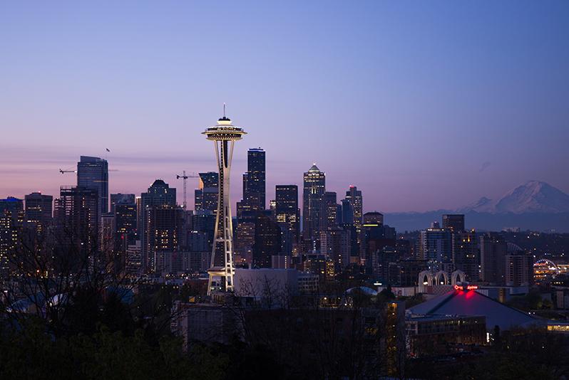 Champlain Connect: Seattle, WA