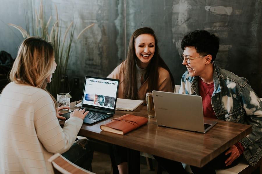 Stiller Women in Business Weekly Meeting