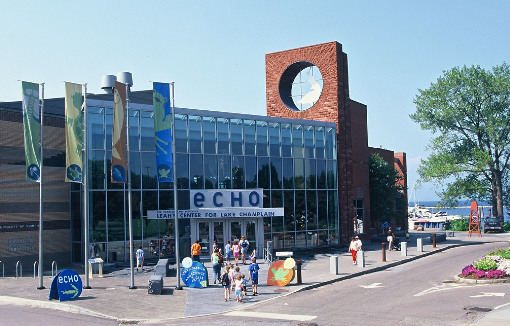 Discount passes to the ECHO Center