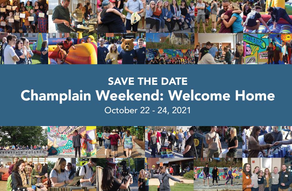 Champlain Weekend